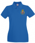 Ladies Fitted Polo ss505 - Any SHIP/UNIT/SQDN
